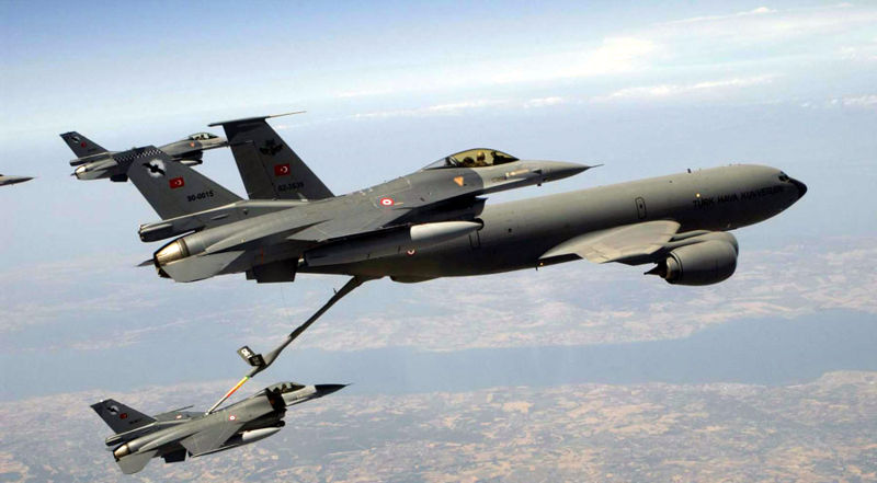 Photo: Germany ready to continue to support Turkish air force / Turkey