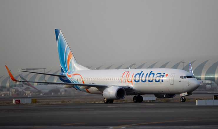 Photo: Flydubai celebrates third anniversary of its activity in Azerbaijan