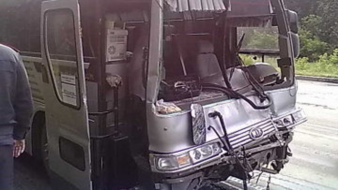 Photo: Blast hits bus park near Nigeria capital, at least 20 dead / Other News
