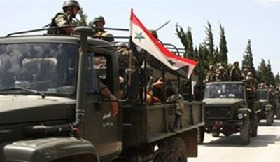 Photo: Syrian army seals off Damascus following attacks, say activists / Arab World