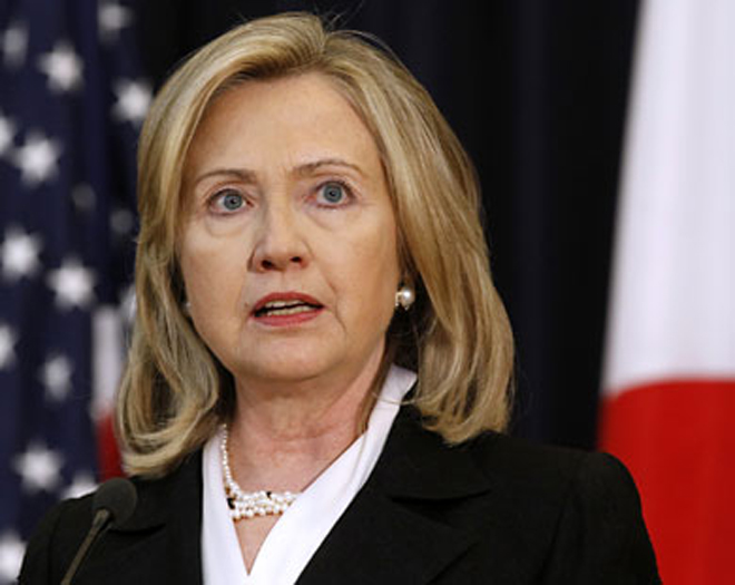 Photo: Hillary Clinton to attend UN Security Council meeting on Syria: envoy  / Arab World