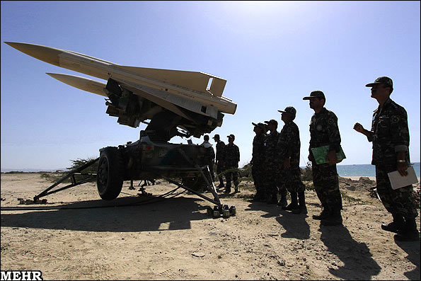 Photo: Iran to unveil new missile and radar systems / Iran