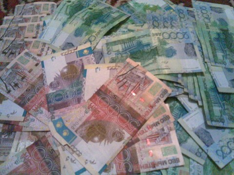Photo: Kazakhstan refuses to issue 20,000- tenge bills in near future / Economy news
