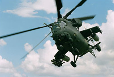 Photo: Helicopter with Turkish citizens on board crashes in Afghanistan / Other News