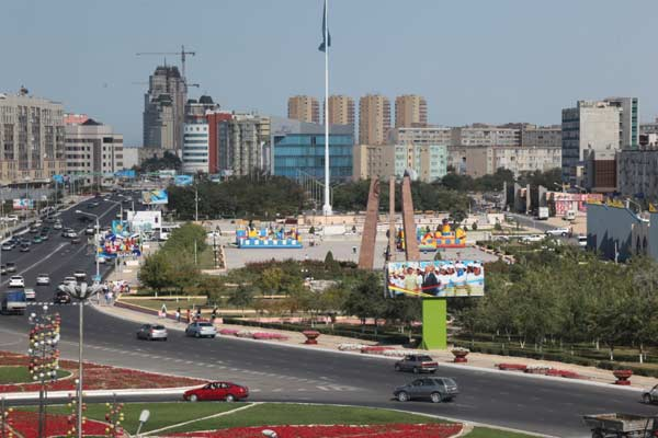 Photo: Aktau to host Kazakh-Azerbaijani business forum / Economy news