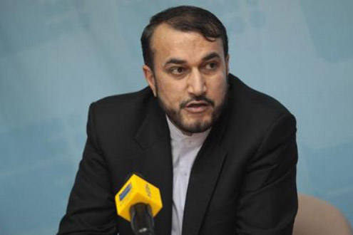 Photo: Dy FM: Iran still waiting for Egyptˈs agreement to send aid to Gaza / Iran