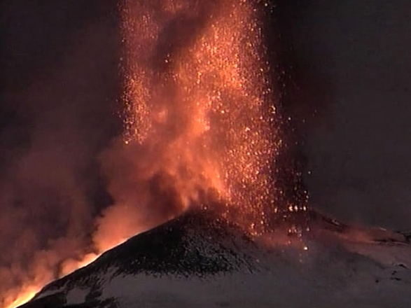 Photo: Risk of volcanic eruption in Turkey / Other News