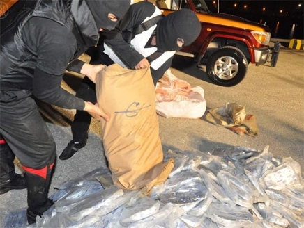 Photo: Iranian police seize over 465 tons of narcotics in 11 months / Iran