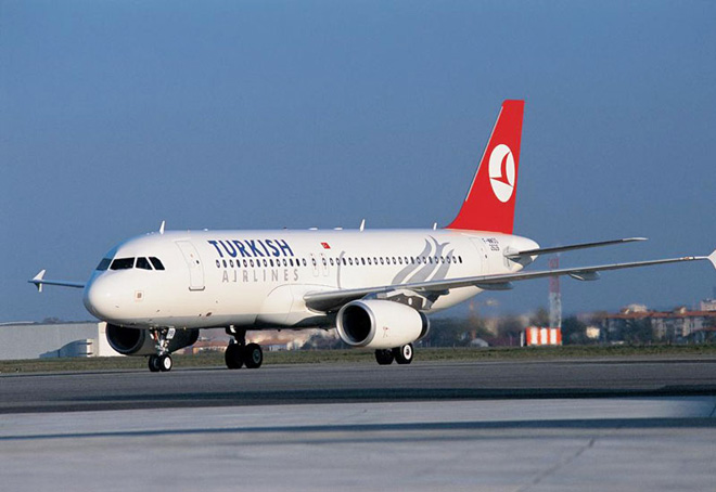 Photo: Turkish Airlines cancels Istanbul-Simferopol flights