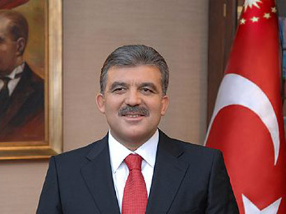 Photo: President Gul draws Apple's attention to investment opportunities in Turkey / Turkey