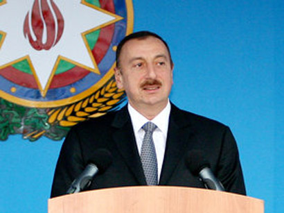 Photo: Ilham Aliyev: Oil, gas projects to ensure Azerbaijan's long-term, sustainable development / Politics