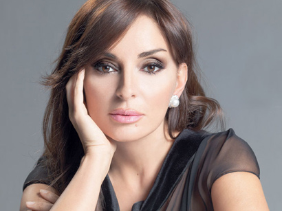 Photo: The Business Year names Mehriban Aliyeva 'First Lady of the Year' (UPDATE) / Politics
