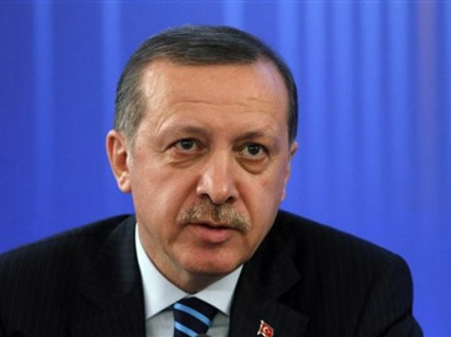 Photo: Turkish Prime Minister accuses EU of inaction on fight against terrorism / Politics