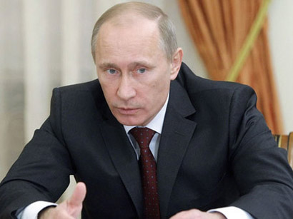 Photo: Putin: Revolutionary situation in Ukraine formed in early days of independence / Politics