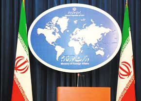 Photo: Iranian Foreign Ministry disproves information regarding details of Zarif-Kerry meeting   / Nuclear Program
