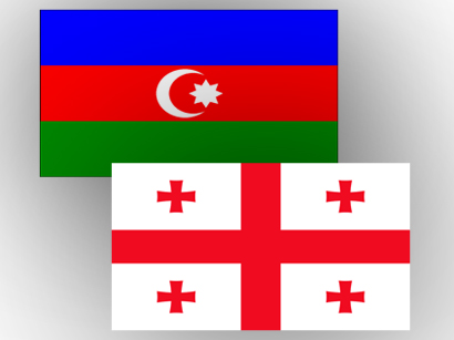 Photo: Azerbaijan, Georgia discuss military cooperation 