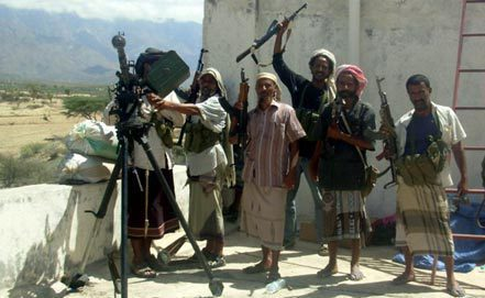 Photo: Al-Qaida gunmen behead 14 Yemeni army soldiers / Arab World