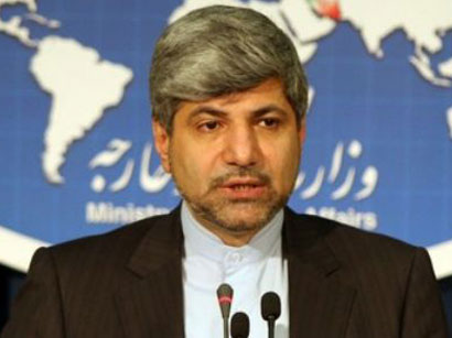 Photo: Mehmanparast: Iran will use all capacities to resolve Syria crisis / Iran