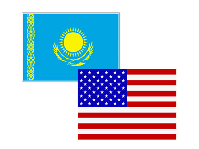 Photo: Kazakhstan, U.S. discuss regional security issues