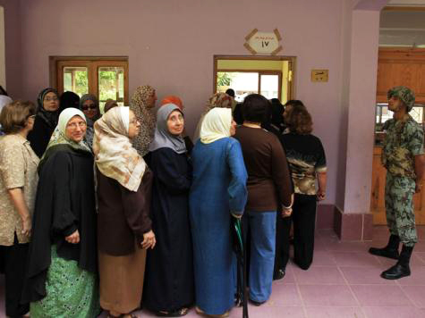 Photo: Polls open in Syrian presidential election / Arab World