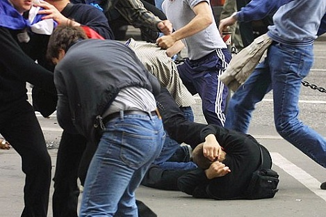 Photo: Massive fight occurs in Turkey, death reported / Other News