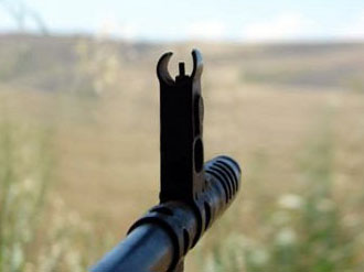 Photo: Armenian Armed Forces break ceasefire 37 times / Nagorno-karabakh conflict