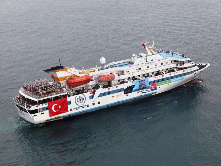Photo: Israeli delegation starts negotiations in Turkey on compensation to bereaved families of Freedom Flotilla  / Politics