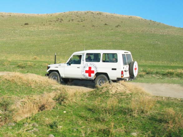Photo: 5 Red Cross workers abducted in Afghanistan, spokesman says / Other News