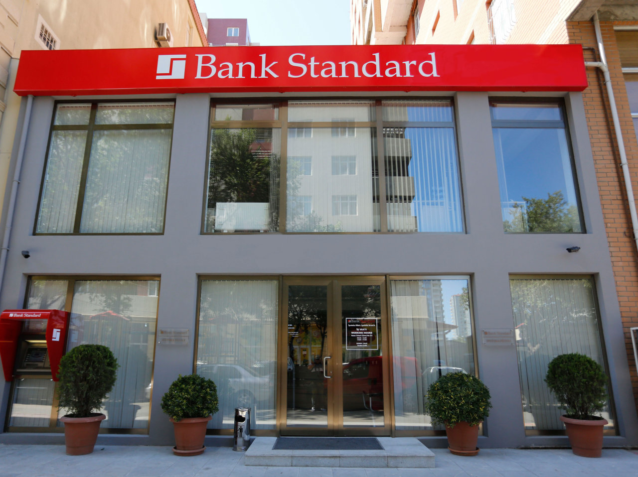 Image result for Bank standart