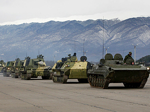 Photo: Russia starts military exercises near Ukraine / Other News