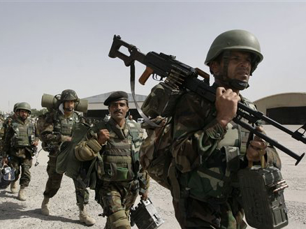 Photo: Taliban attack kills 19 Afghan soldiers, more missing / Other News