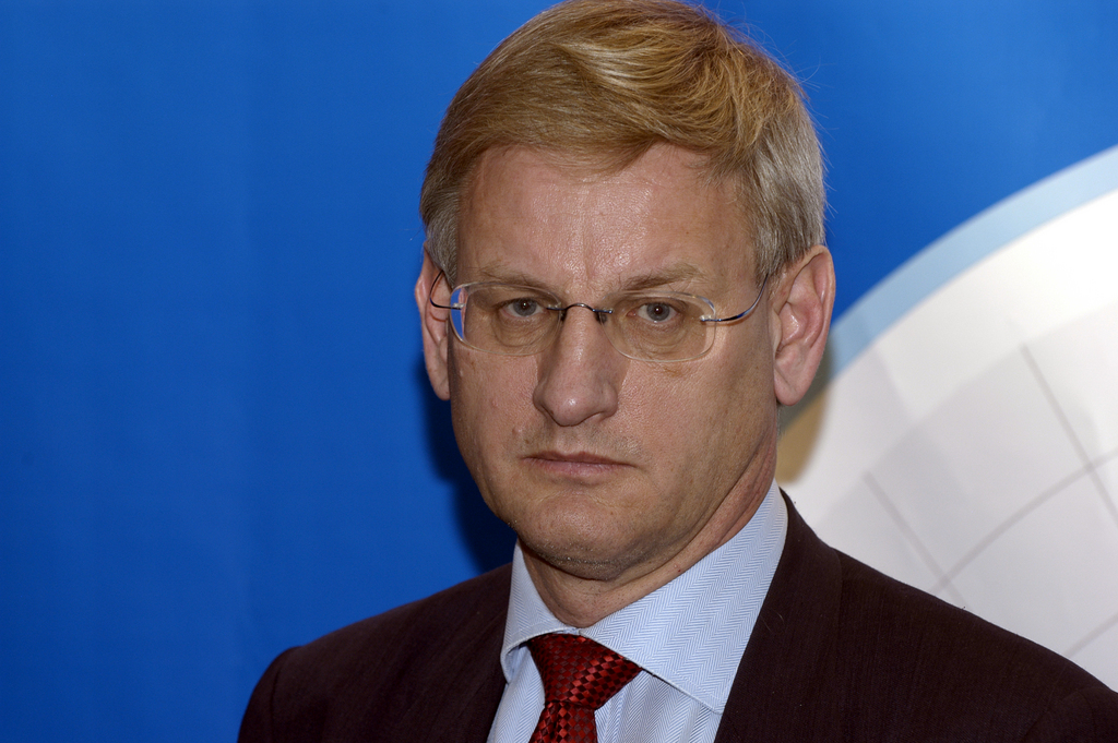 Photo: Swedish FM to visit Georgia