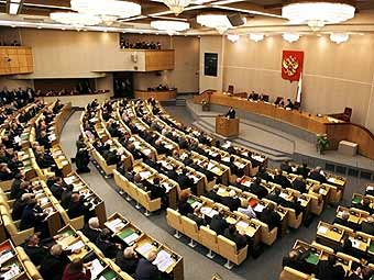 Photo: Russian State Duma ratifies interstate agreement on Crimea's and Sevastopol's joining Russ / Politics