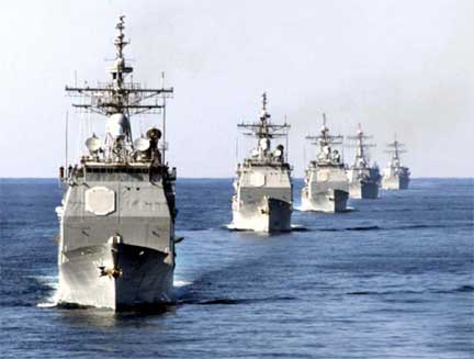 Photo: NATO sends ships to Baltic Sea / Other News