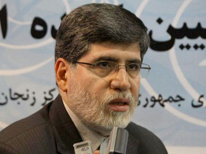 Photo: Iranian president's aide replaced as IRNA's chief / Iran