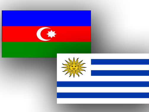 Photo: Azerbaijan, Uruguay sign agreement on customs cooperation 