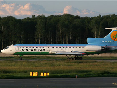 Photo: Uzbekistan Airways receives third Boeing 767-300ER