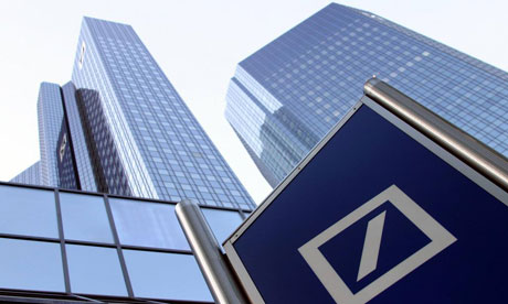 Photo: Deutsche Bank braced for £256 mln Iran sanctions charges - report / Iran
