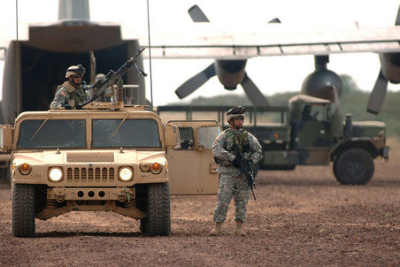 Photo: Expert: US may extend number of small military bases in Central Asia after 2014 / Other News