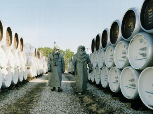 Photo: Germany to destroy some of Syria's chemical stockpile / Arab World