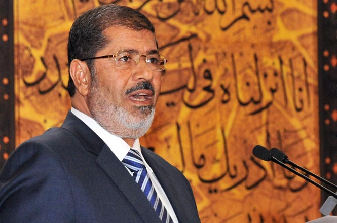 Photo: Mursi due back in trial for Egypt protest deaths / Arab World