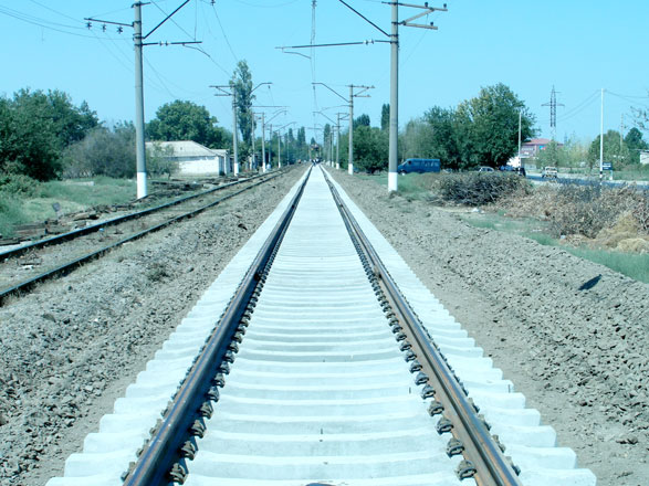 Photo: Baku, Tbilisi discuss accelerating of the construction of Georgian section of the BTK railway / Economy news
