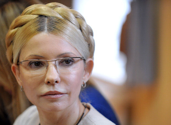 Photo: Yanukovych says he does not wish evil to Tymoshenko