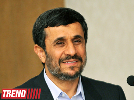 Photo: Iran's Ahmadinejad plans to visit Baku, Kuwait / Iran