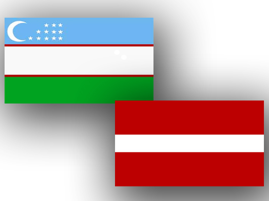 Photo: Uzbekistan, Latvia support further development of cooperation / Uzbekistan
