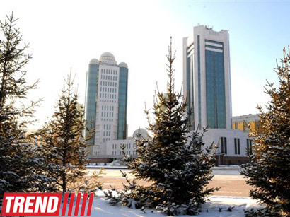 Photo: Kazakh Parliament's Lower Chamber speaker elected / Kazakhstan