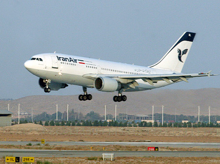 Photo: Iranian deputy FM criticizes U.S. for imposing sanction on Iranian airline  / Iran