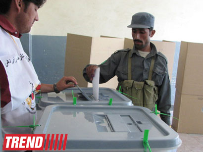 Photo: Abdullah leads in Afghan election / Politics