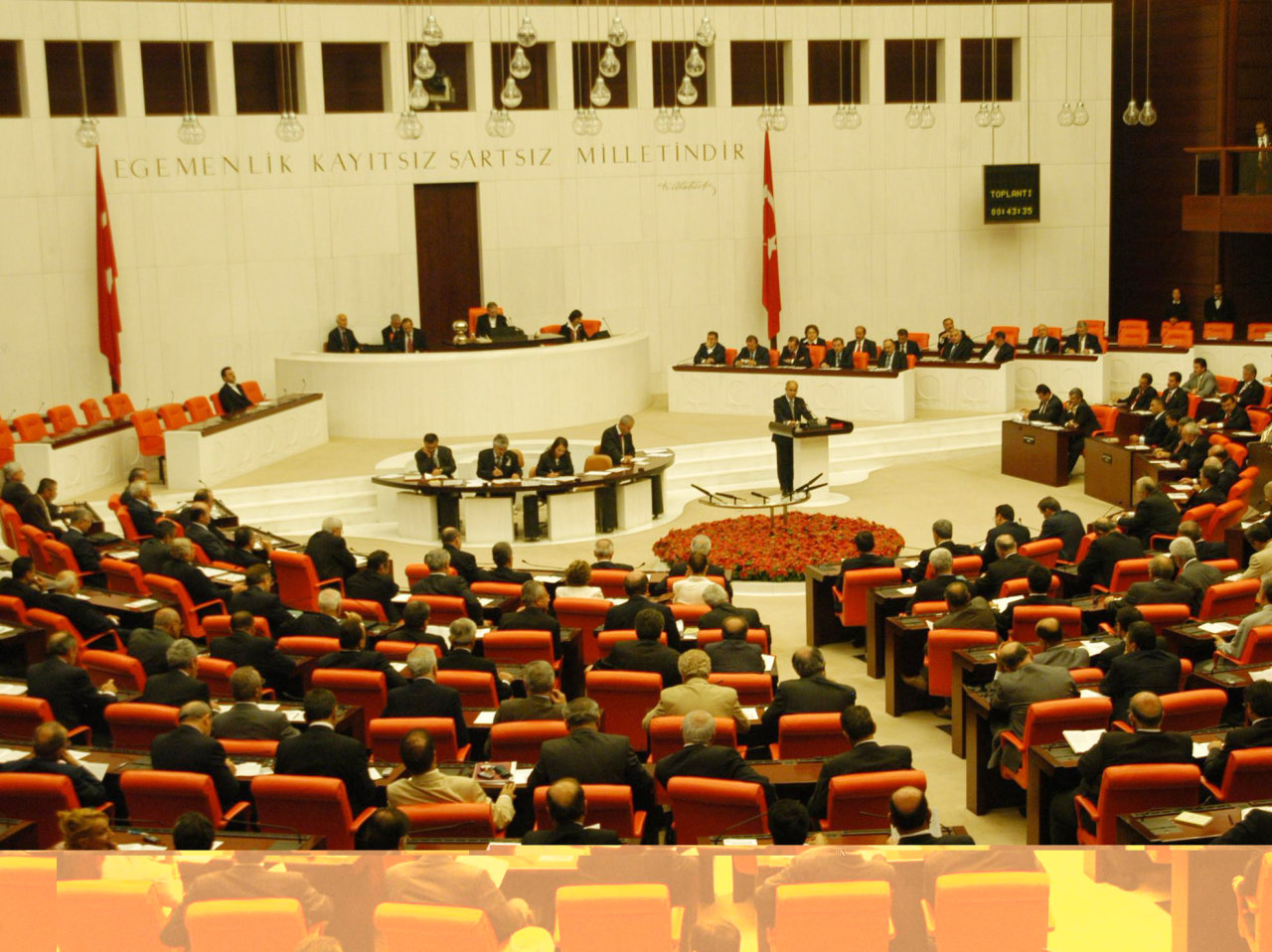 Photo: Turkey parliament commission approves bill to end terror / Turkey