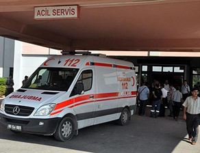 Photo: Two people killed in Turkey's overground pedestrian crossing collapse  / Other News